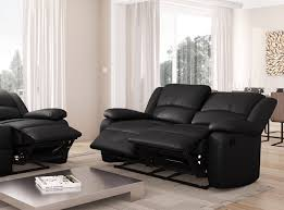 canap relax cuir pas cher canapé relaxation 2 places simili cuir detente usinestreet fr