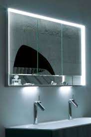 keuco royal lumos unterputz spiegelschrank mit led