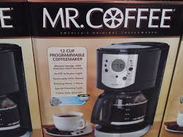 Costco Cuisinart Coffee Maker Price Cut Mr Cup Programmable With On Makers