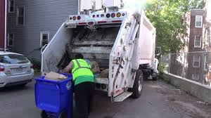 100 Big Truck Rental Casella Waste Services Ford F750 Heil PT 1000 Rear