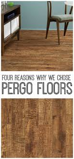 Looking For New Flooring Discover Why We Chose Pergo Our Kitchen Makeover
