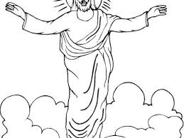 Printable Jesus Coloring Pages 16 Baby