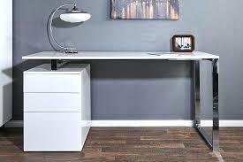 bureau design noir laqué bureau design noir laque bureau design blanc laquac amovible max