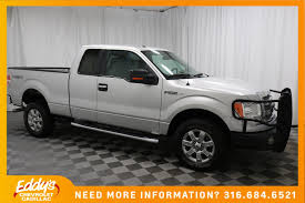 100 2014 Cadillac Truck PreOwned Ford F150 XLT Extended Cab Pickup In Wichita