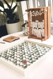 Paper Heart Guest Book Frame Rustic Secret Garden Wedding Helenrussellphotographyco