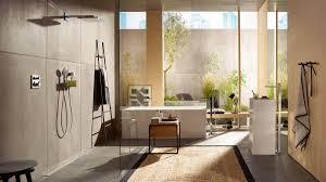 trend im bad sichtbeton und raue wände in betonoptik