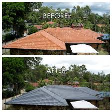 can u paint roof tiles best image voixmag