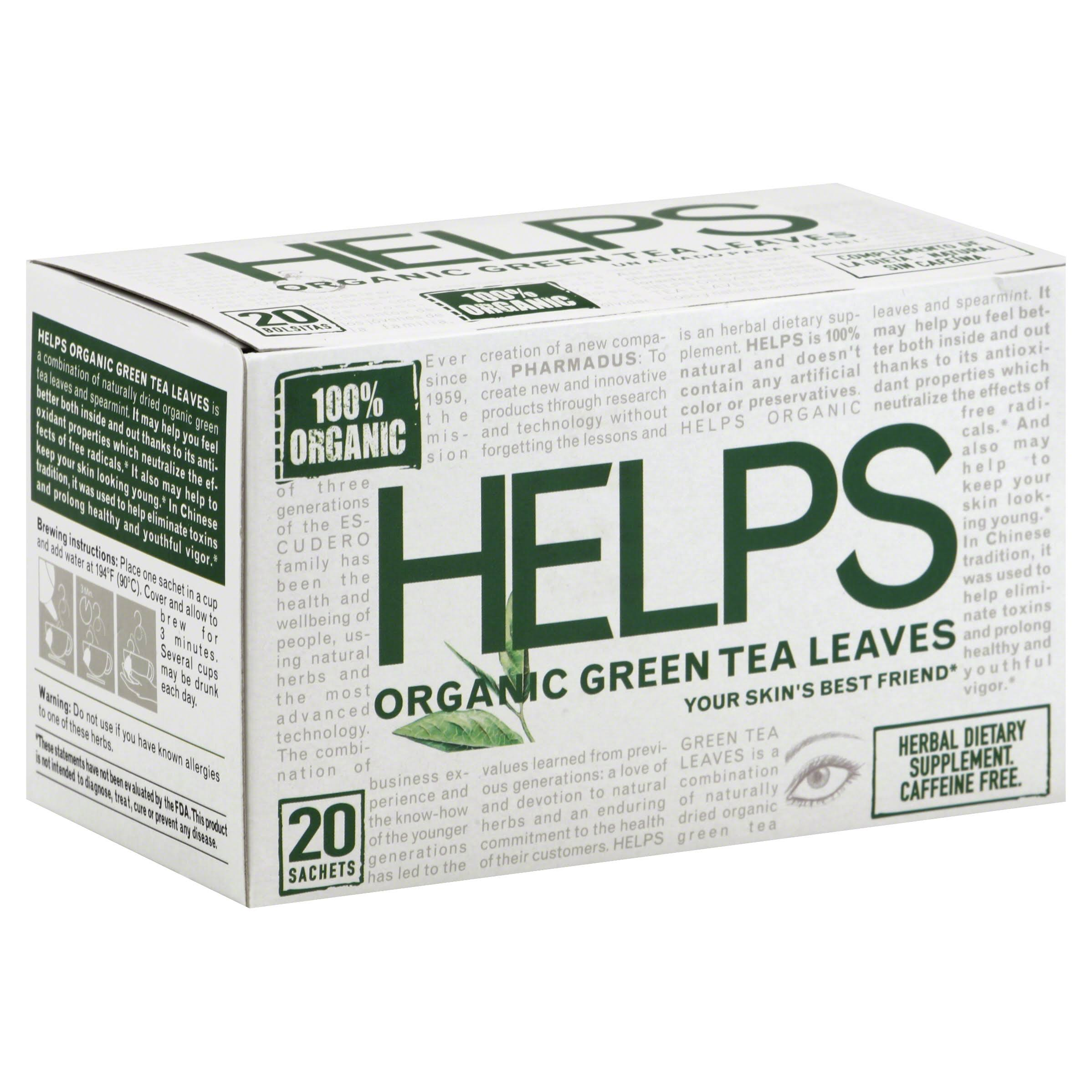 Helps Live Functional Teas - 0.85oz, x16