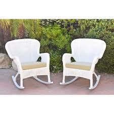 Set Of 2 Windsor White Resin Wicker Rocker Chair With Ivory Cushions Java All Weather Wicker Folding Chair Stackable 21 Lbs Ghp Indoor Outdoor Fniture Porch Resin Durable Faux Wood Adirondack Rocking Polywood Long Island Recycled Plastic Resin Outdoor Rocking Chairs Digesco Inoutdoor Patio White Q280wicdw1488 Belize Sling Arm 19 Chairs Unique Front Demmer Garden 65 Technoreadnet Winsome Brown Dark Chair Rocking Semco Outdoor Patio Garden 600 Lb