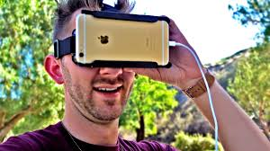 iPhone 6 Plus Virtual Reality Drone