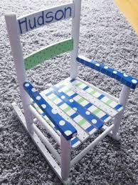 And Painted Rocker Wood Rocking Chair Kid Rocking Chair Personalized Rocker  Blue Green Stripe Polka Dot Theme Girl Rocking Chairs Online Sale Shop Island Sunrise Rocker Chair On Sling Recliner By Blue Ridge Trex Outdoor Fniture Recycled Plastic Yacht Club Hampton Bay Cambridge Brown Wicker Beautiful Cushions Fibi Ltd Home Ideas Costway Set Of 2 Wood Porch Indoor Patio Black Allweather Ringrocker K086bu Durable Bule Childs Wooden Chairporch Or Suitable For 48 Years Old Bradley Slat Solid In Southampton Hampshire Gumtree