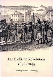Kã Che 20000 Die Badische Revolution 1848 1849
