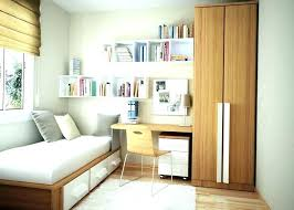 Bedroom With Open Closet Storage Small Ideas Room Organization