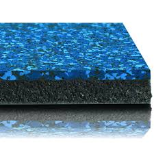 Reliable Performance In A Dual Layer Rubber Flooring Tile