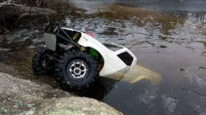 100 Rc Cars And Trucks Videos Toyota Hilux Drives Under Ice Through WATER