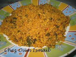 recette cuisine couscous tunisien ferficha couscous aux fanes de fenouil la cuisine facile de mymy