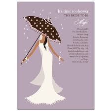 Unique African American Bridal Shower Invitations From Soulfulmoon Umbrella Diva