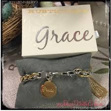 Rustic Cuff Silver Gold Foxtail GRACE Bracelet