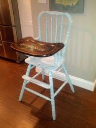 a step by step guide to refinishing a jenny lind high chair step