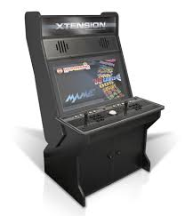 Mame Arcade Machine Kit by Xtension Sit Down Pro Arcade Machine For The Xbox 360 And Ps3