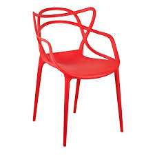 Details About Gabriel Red Stackable Accent Chair (Set Of 2)