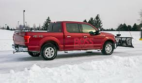 Ford Demonstrates Its Snow Plow Option For 2015 F-150 [w/Video ... Fisher Ht Series Half Ton Truck Snplow Fisher Eeering Western Hts Halfton Western Products With And Cars Drive Past Stock Video Footage Xv2 Vplow Snow Shovel For Pictures Cat 140m Removal Youtube Plows At Chapdelaine Buick Gmc In Lunenburg Ma Plow Crashes Over 300 Feet Into Canyon Cnn Snow Plow Trucks Videos For Kids Preschool Kindergarten Odessa December 29 Hard Snow Storm The City Mack Granite Dump With Plow Blade 02825