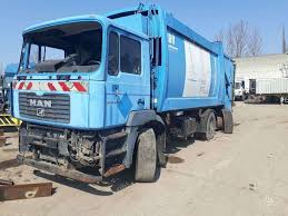 MAN FE 26-310 Garbage Trucks For Sale, Trash Truck, Refuse Vehicle ...