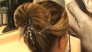 comment cuisiner les chignons de coiffure rapide avant une soirée minutefacile com