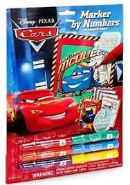 Disney Cars Coloring Books