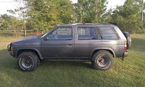 100 1991 Nissan Truck Pathfinder Information And Photos MOMENTcar