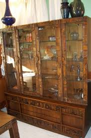 Parr Lumber Bathroom Cabinets by Antique Wooden Dining Cabinet Offer Recycle Wood Piece Artwork
