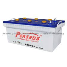 100 Heavy Duty Truck Battery NX40020 MF 220AH Best Weight Of OEMNO220AH