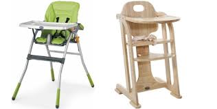 Cosco Flat Fold High Chair by The Beautiful Idea Folding High Chair Foldable Ba High Chair With