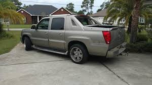 CADILLAC ESCALADE EXT 2002 Truck Super Charged with a Whipple