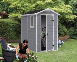 Keter Woodland Storage Shed 30 by Keter Manor 4 U0027 X 6 U0027 Resin Storage Shed All Weather Plastic