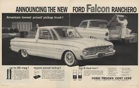 Ford Falcon Ranchero   Classic Trucks & Advertising   Pinterest ... 1957 Ford Ranchero For Sale 2077490 Hemmings Motor News Stock Photos Images Alamy 1965 Falcon Pickup Truck Youtube Chevrolet El Camino And Whats In A Name 1978 Truck Sales Folder Lowered Custom 1950s Vintage Ford Ranchero Truck Structo Toy Land Garage Shop Spec 1962 Bring A Trailer 1968 500 Pick Up 336 Near Classic Trucks Advertising Pinterest Considers Compact Unibody Pickup The Us Conv Flickr