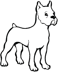 Full Image For Free Printable Dog And Cat Coloring Pages