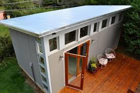 best unique modern shed design ideas wowfyy