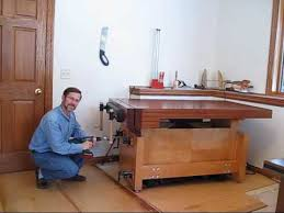 adjusting workbench with a cordless drill www jack bench com