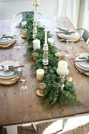 Rustic Table Decoration For Christmas Centerpieces Pinterest Britvaclub