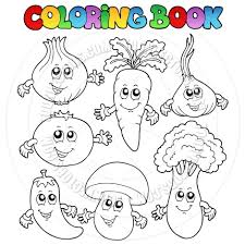 Animated ve able clipart black and white