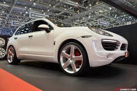 Porsche Cayenne Floor Mats 2013 by Geneva 2013 Kahn Design Porsche Cayenne Super Sports Wide Track