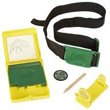 Backyard Safari Adventures Utility Belt Kit - Toys