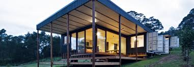 100 Shipping Container Home How To These Four Shipping Containers Form An Ecofriendly Home