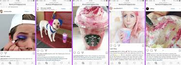 This Thing Looks On Instagram I Dont Know How Many Of These Actually Sold But If You Look At Social Media Feeds It Feels Like Millions Unicorn Frap