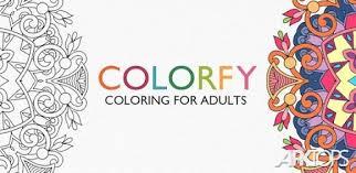 Colorfy Coloring Book V260 APK DOWNLOAD UNLOCKED VERSION NoobdownloadCom