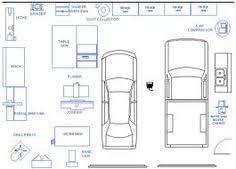 Layout Popular Woodworking Nice Garage Shop Floor Plans 4 Plan With Finesse When Planning His Dave Had To