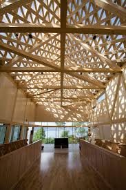 100 Jensen Architecture Tautra Monastery Skodvin Architects Structure