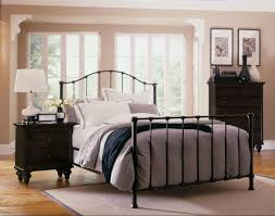 Wrought Iron Headboards King Size Beds by Bedroom Charming Wrought Iron Bed Frames For Unique Bed Frame