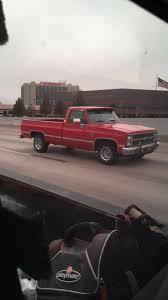 100 Cheyenne Trucks Just Saw This Beautiful C10 On The Freeway